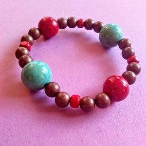 Color Pop beaded bracelet